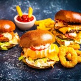 Poseidon Burgers